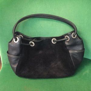 J. Jill Leather Handbag